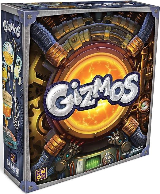 CoolMiniOrNot CMNGIZ001 Gizmos, varios colores , color/modelo surtido: Amazon.es: Juguetes y juegos