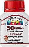 21st Century 50 Billion Probiotics, 30ct