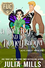 Tree Frog and Her Honey Badger (FUC Academy) Kindle Edition