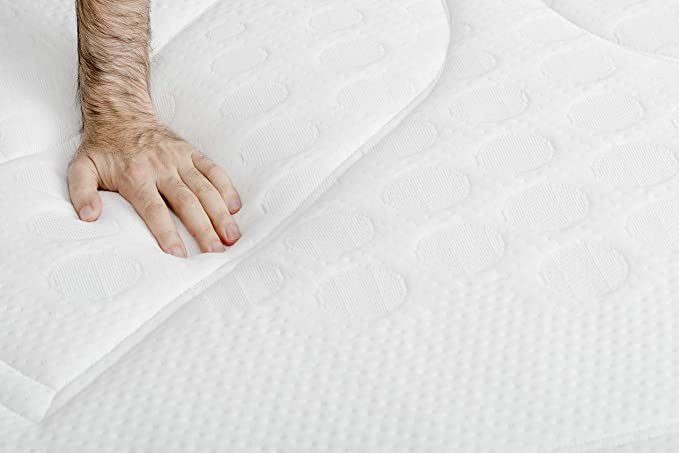 (135_x_190) el Mejor colchon para Dormir, dureza Media Alta. Duerme Bien Vive Mejor: Amazon.es: Hogar