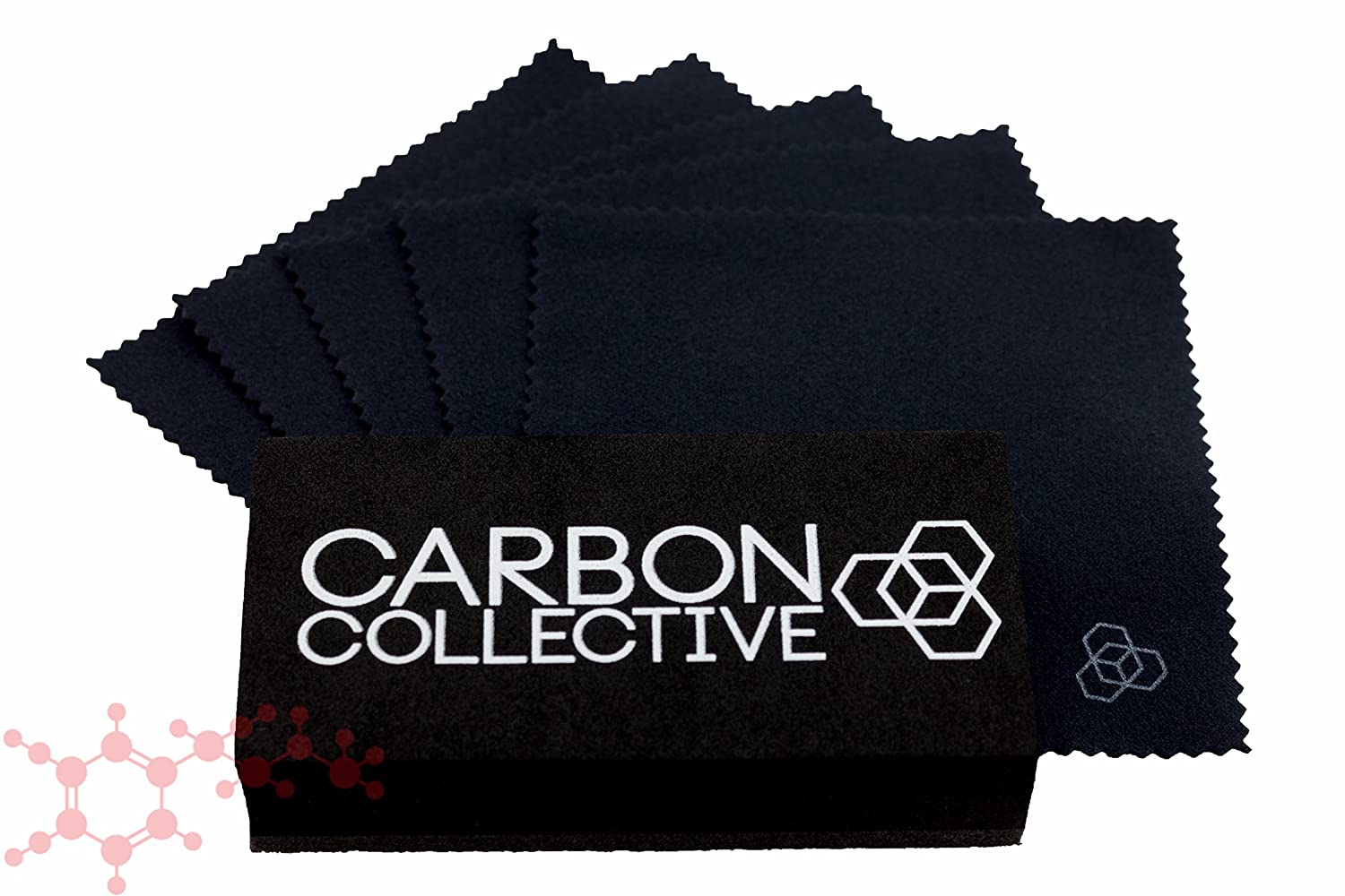 Carbon Collective Application Kit ~ Applicator /& Cloths