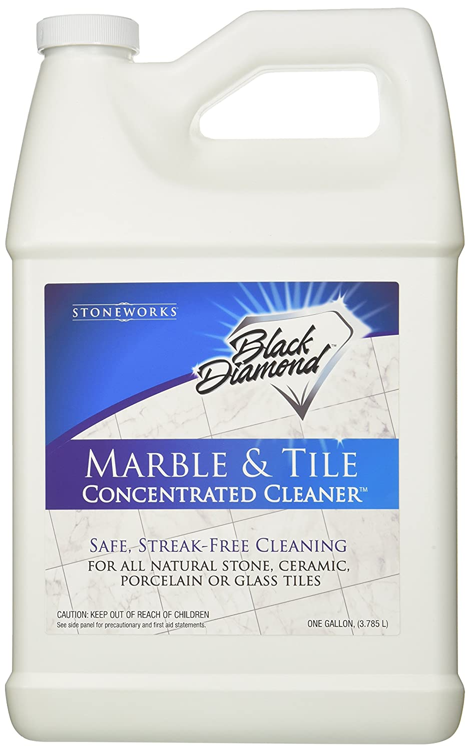 Amazon black diamond marble tile floor cleaner great for amazon black diamond marble tile floor cleaner great for ceramic porcelain granite natural stone vinyl linoleum doublecrazyfo Gallery