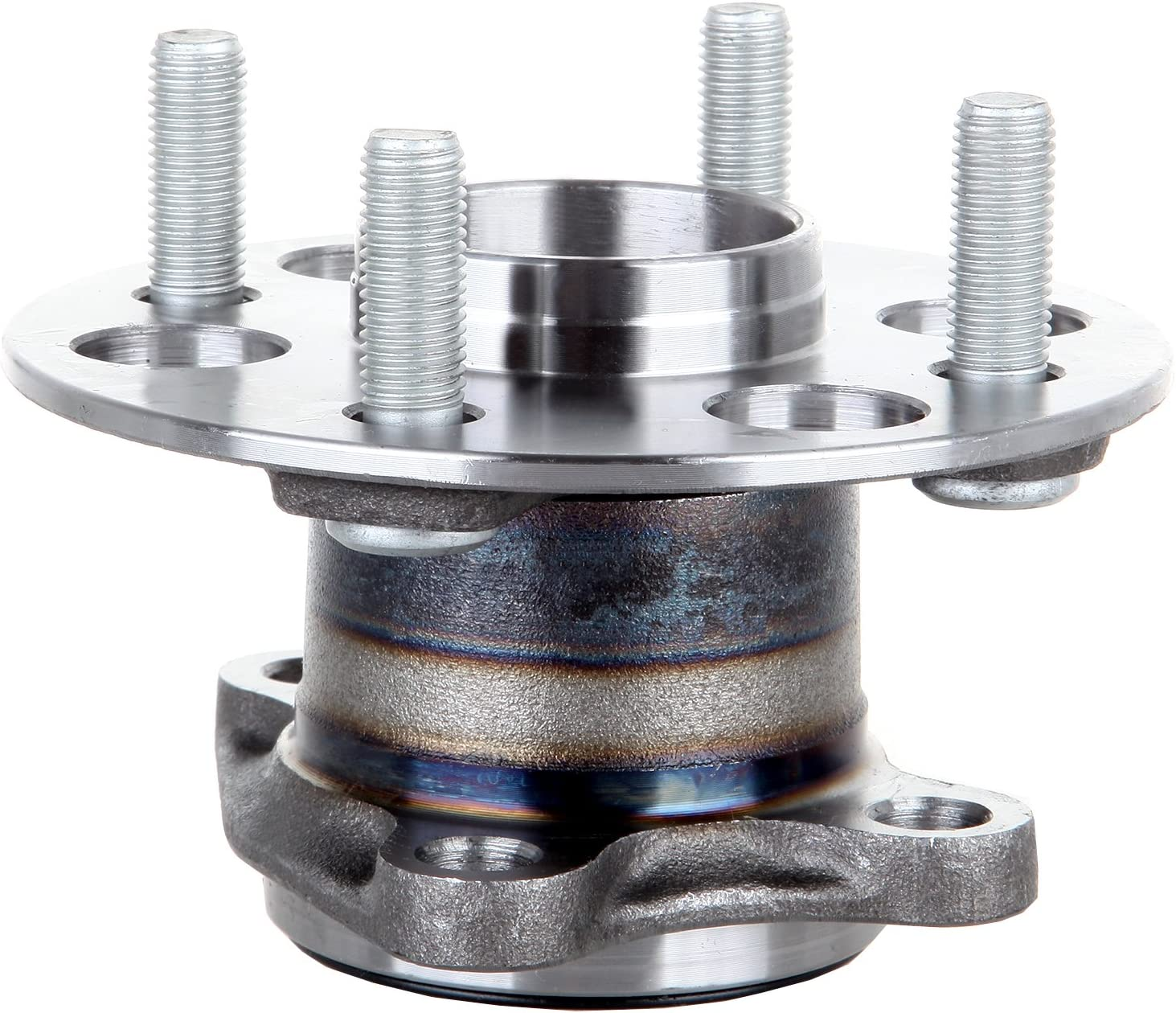 SCITOO Compatible with 512371 Rear Wheel Hub Bearing Assembly fit 06-07 Toyota Yaris 4 Lugs