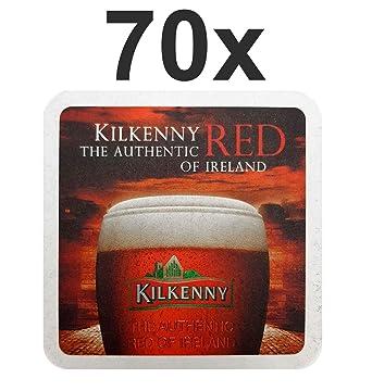 Kilkenny Bierdeckel Untersetzer Bierfilz - 70er Packung
