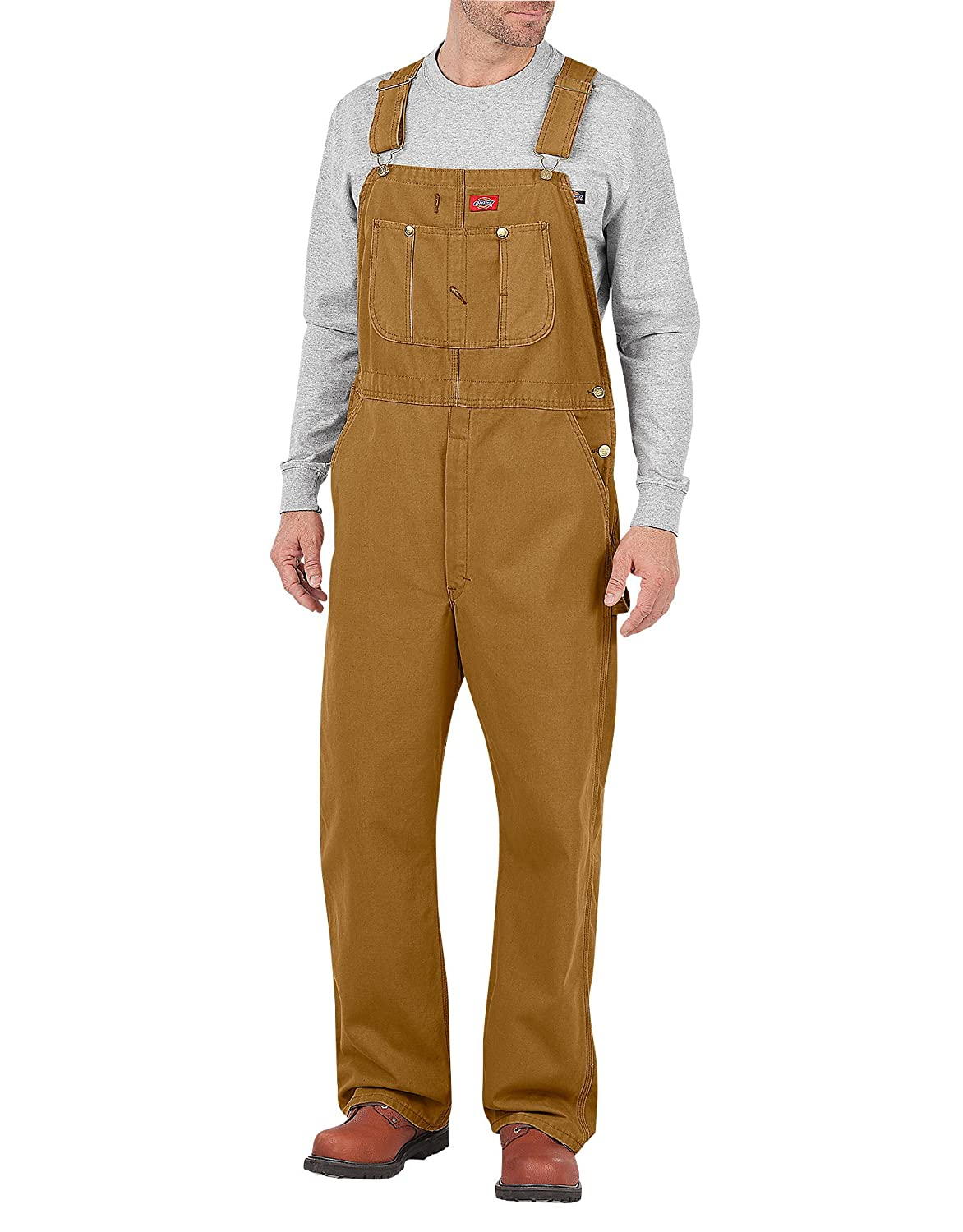 Dickies Men's Bib Overall Dickies Men' s Bib Overall DB100
