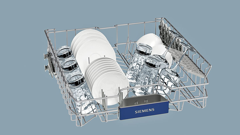 Siemens iQ300 SN536S00ME lavavajilla Semi-incorporado 14 cubiertos ...