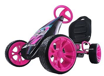 Amazon.com: Hauck Sirocco Pedal Go Kart: Toys & Games