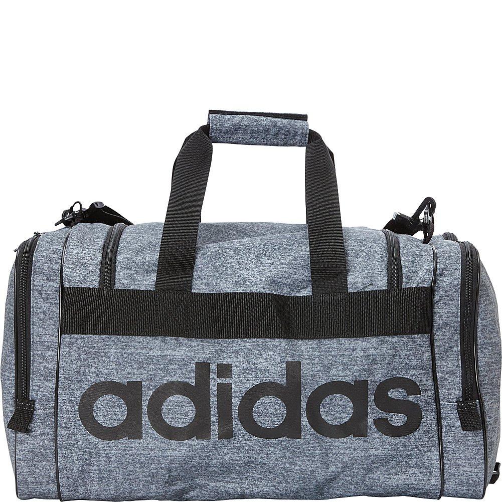 adidas Originals Santiago Duffel Bag, Jersey Onix/Black, One Size