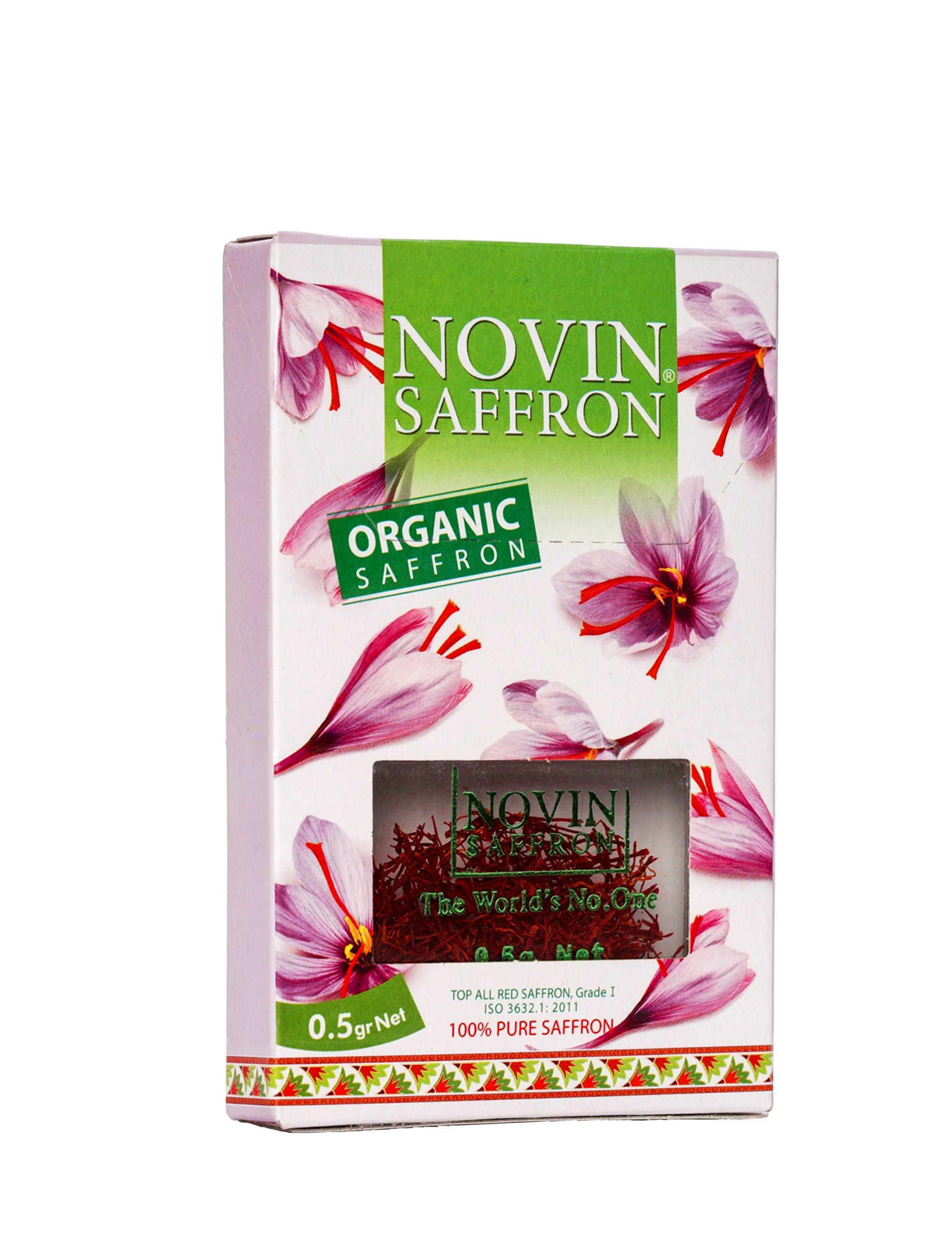 Organic Saffron 0.5 gr Premium Quality Persian Saffron,AA1