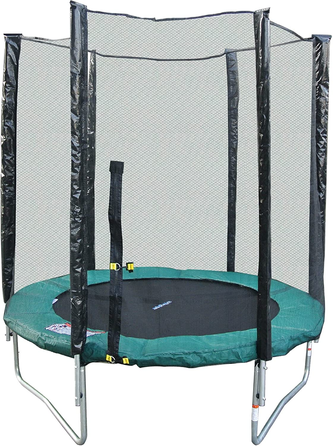 amazon com superjumper 6ft trampoline combo with green pad