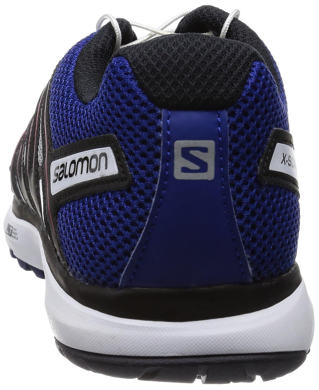 Salomon Herren X Scream, G BlueWhiteBlack, 40 23 EU