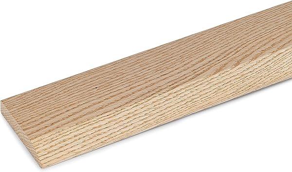 6 FT 2 1//2 Wide Oak Threshold