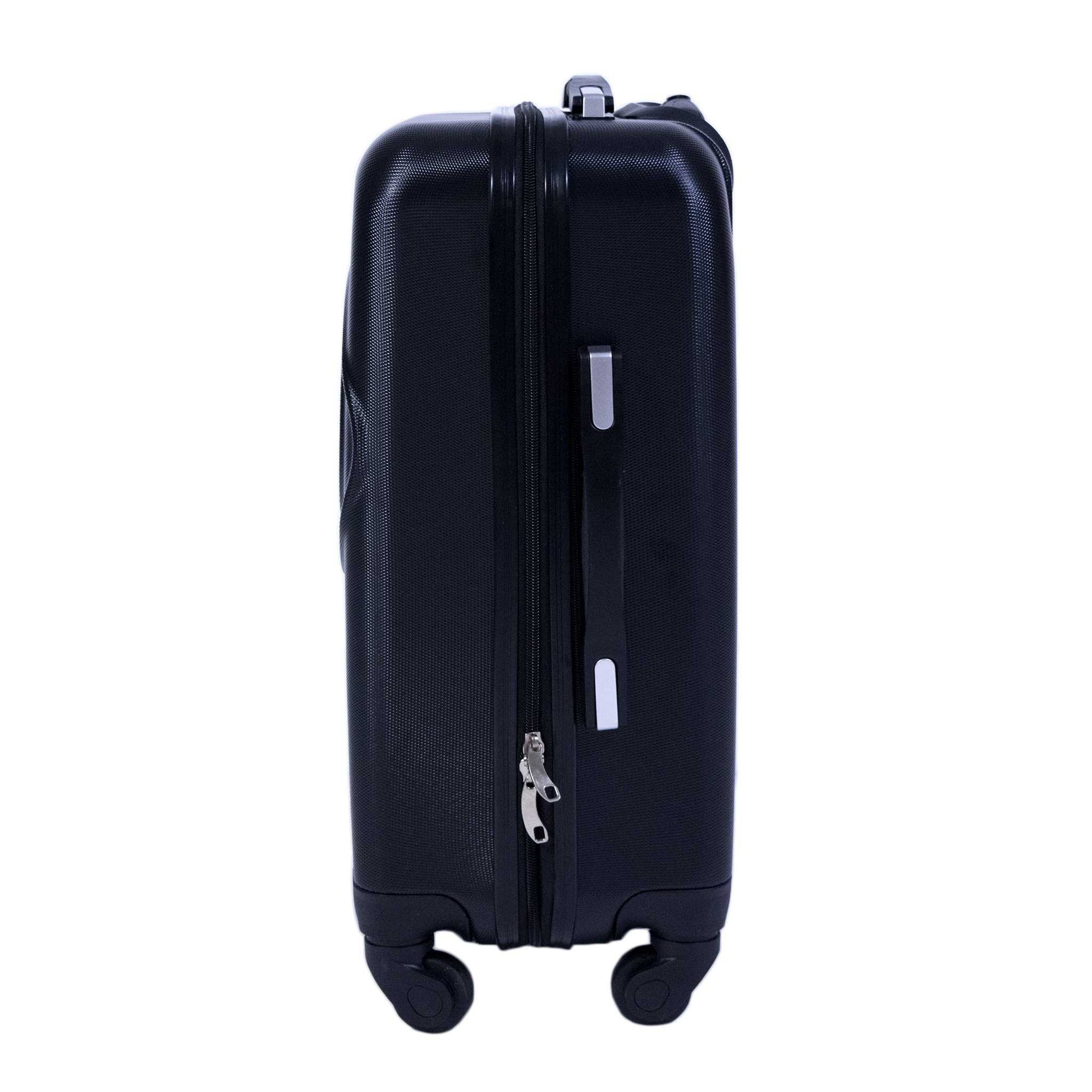 Batman 211n Hardsided Luggage Spinner, Black by Ful (Image #3)