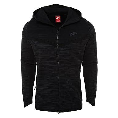 Nike Tech Knit Windrunner Jacket Mens Style   728685-010 Size   XXL ... f939553f7