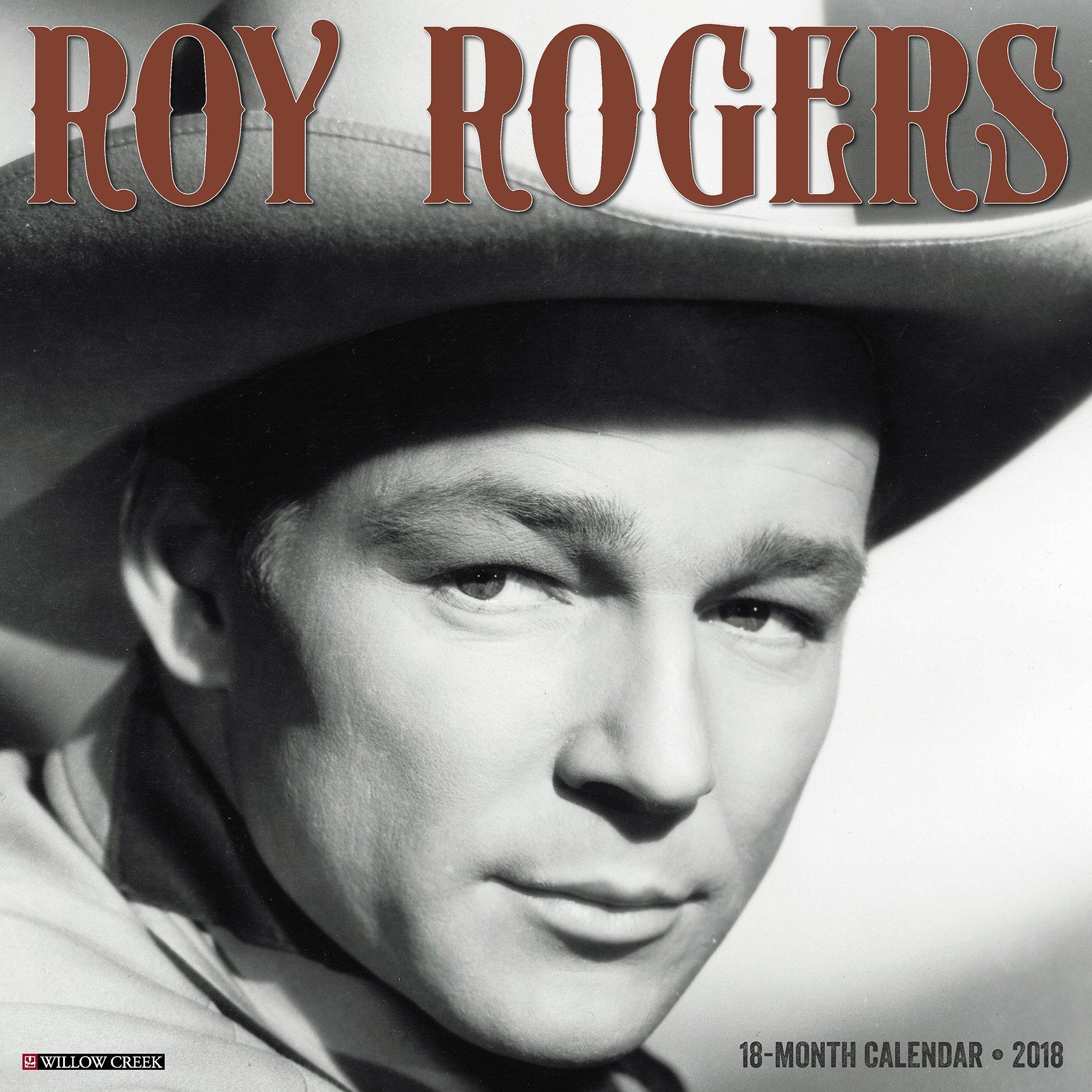 Roy Rogers 2018 Calendar PDF