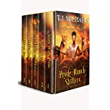 Pryde Ranch Shifters Boxed Set: Volumes 1 through 5