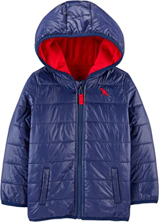 Simple Joys by Carter's Puffer Jacket Niños