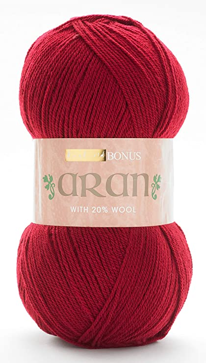 Hayfield Bonus Aran with Wool 400g