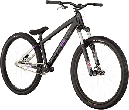 diamondback 2013 2 nd assault dirt jump y el parque bicicleta con ruedas de 26 pulgadas 13 inch mediana negro