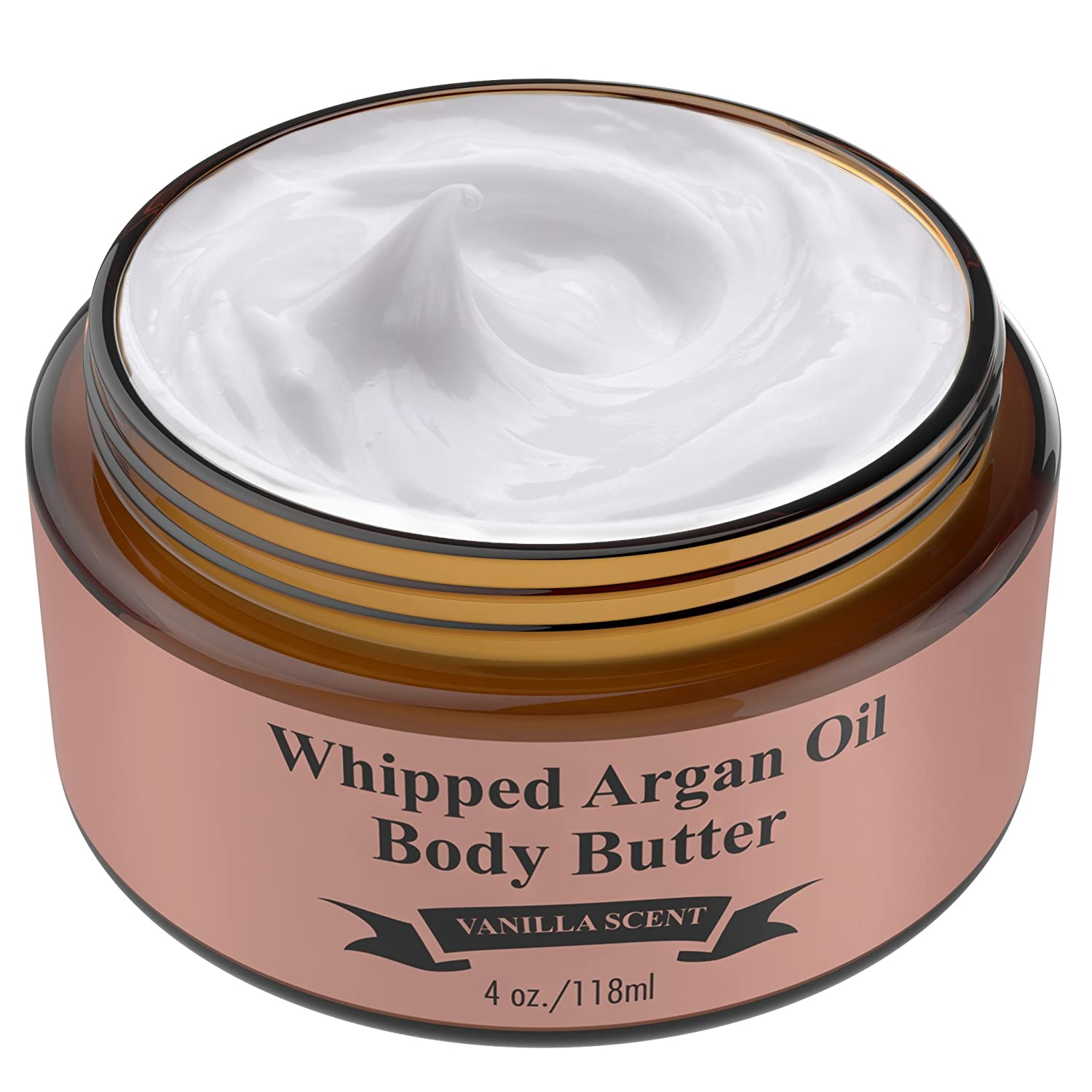 Whipped Argan Oil Body Butter Cream
