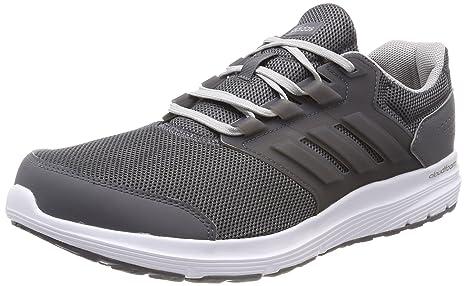 online retailer c3c80 d987c Adidas Men Running Shoes Galaxy 4 Training Cloudfoam Trainers New CP8827  (EU 39 1