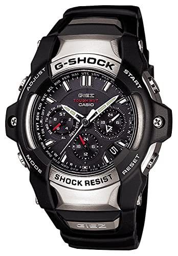Reloj Casio G-shock - Reloj G Shock Giez Tough Solar Reloj de Radio multibanda 6 GS-1400 - 1 AJF hombre: Amazon.es: Relojes