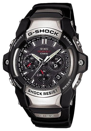 Reloj Casio G-shock – Reloj G Shock Giez Tough Solar Reloj de Radio multibanda
