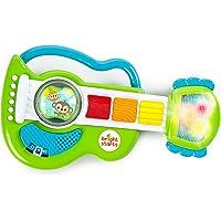 Rattling Rockstar Guitar - Bright-Starts, Azul Claro/Verde/Vermelho/Laranja/Amarelo