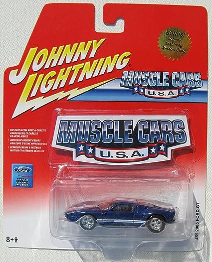 Amazon.com: Johnny Lightning Muscle Cars EE. UU. 2005 Ford ...