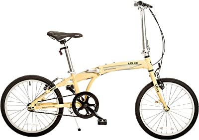 Bike USA Ubike Rapido Folding Bike