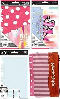 Amazon com : Mini Happy Planner Accessories - Undated Budget