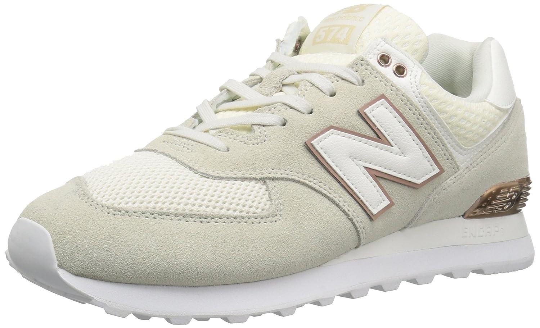 New Balance Wl574v2, Zapatillas para Mujer 38.5 EU|Natural