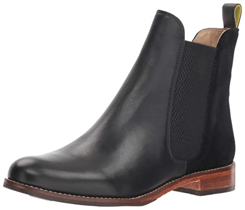 8af04427ce9 Joules Women's Westbourne Leather Chelsea Boots