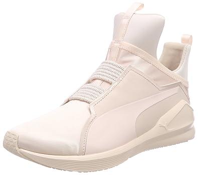 9a38b96f1ffe52 Puma Women s Fierce Satin Ep Wn S Pearl Running Shoes  Amazon.in ...