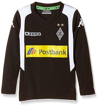 Kappa BMG - Camiseta de portero de fútbol (manga larga), diseño del Borussia
