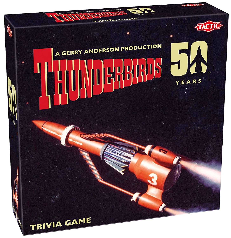 Taktik Spiele Uk Thunderbirdst Klassischen 50 Jahrestag Wertes Brettspiel