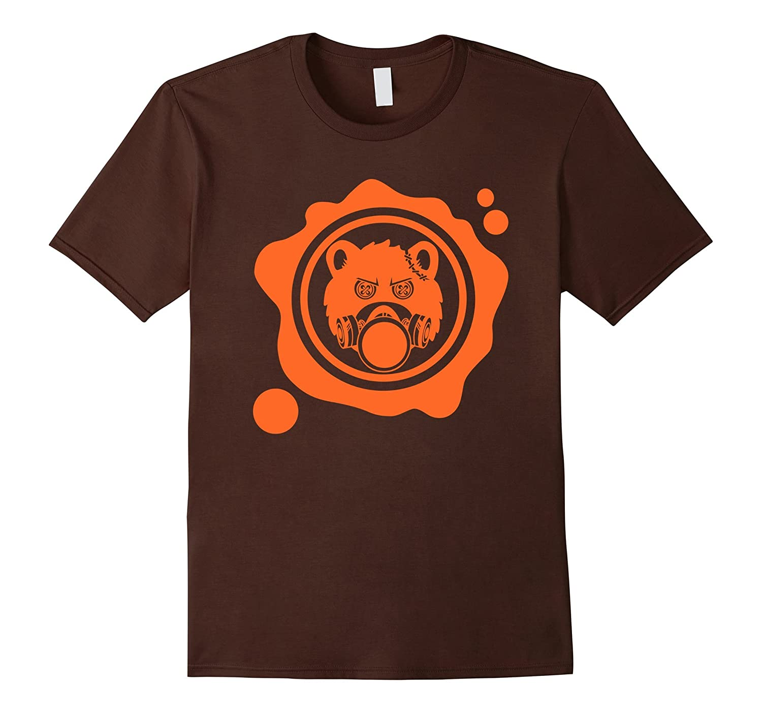 Angry Teddy Bear Shirt - Bear Lovers Gift for Men and Women-PL