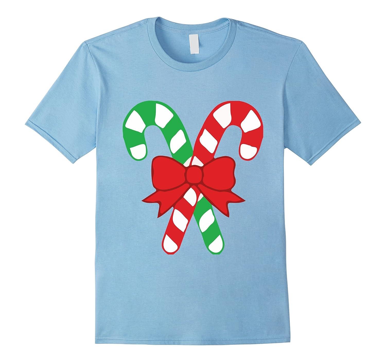 Candy Canes Christmas Shirt - Holiday Christmas Gift-T-Shirt
