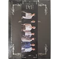 K-POP GOT7 - DYE, 11th Mini Album, Ver. 1 incl. CD, 80pg PhotoBook, PhotoCard, Mirror Card, Bookmark, PreOrder Benefit, Folded Poster, Extra Photocards