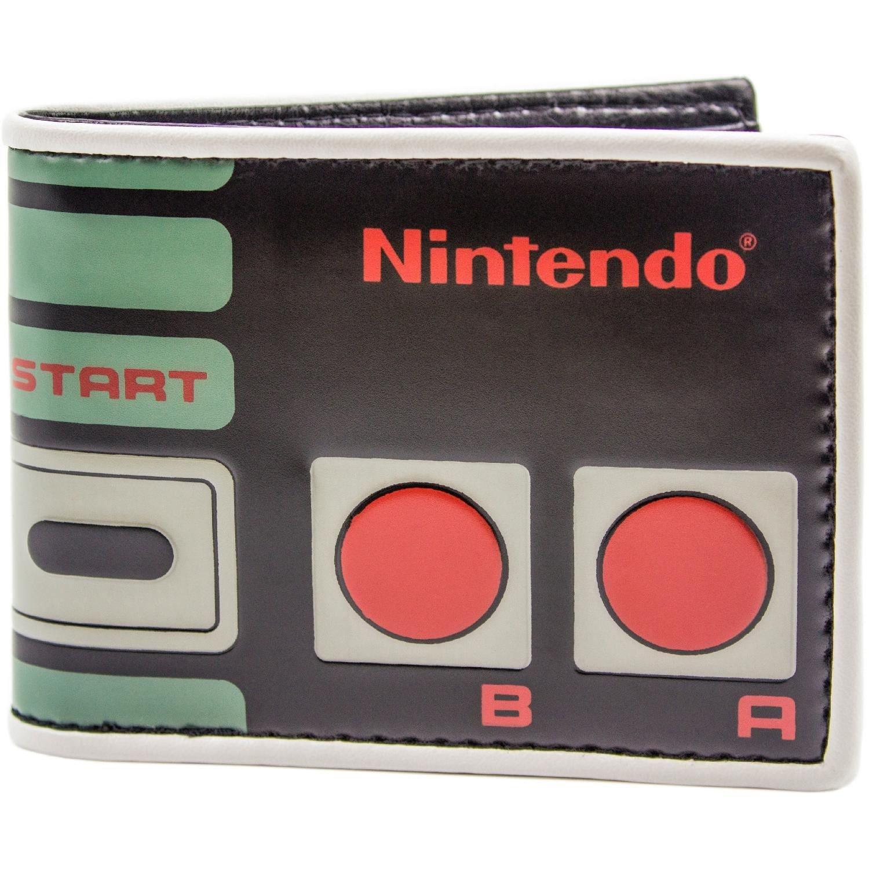 Cartera de Nintendo NES retro Negro: Amazon.es: Equipaje