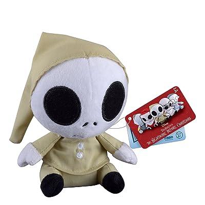 Funko Mopeez: The Nightmare Before Christmas - Pajama Jack Skellington Plush: Funko Mopeez: Toys & Games