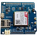 Botletics SIM7000 LTE CAT-M1 NB-IoT Cellular GNSS Arduino Shield with Antenna (SIM7000A-V)