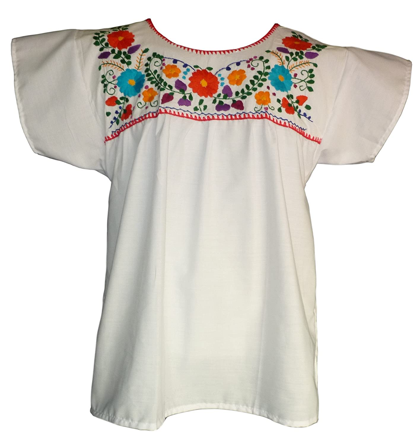 487b1d5436754 Womens puebla mexican blouse white at amazon womens clothing store jpg  1416x1500 Traditional mexican blouse