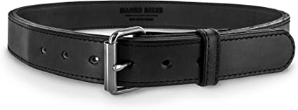Steer Hides Made in USA Waist Leather Belt Big /& Tall Size CCW Concealed Carry