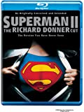 Superman II: The Richard Donner Cut [Blu-ray] [2006] [US Import]