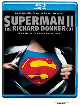 Image result for superman ii the richard donner cut