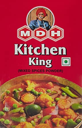 Superb MDH Kitchen King Mixed Spices Powder, 100g
