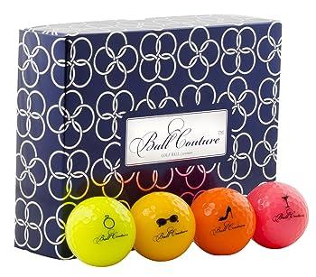 Ball Couture Fashionable Golf Balls