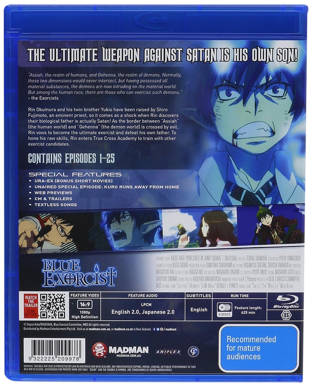 blue exorcist season 1 episode 9 english dub