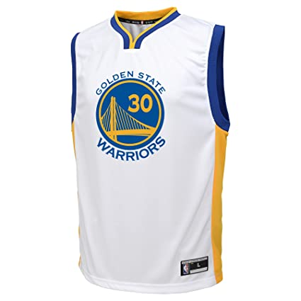 hot sale online e2e32 15f7f Outerstuff Steph Curry Golden State Warriors Toddler Replica Jersey